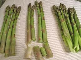 Preheat your oven at 425 degrees.Cut about 2 inches of the asparagus.Place the asparagus...