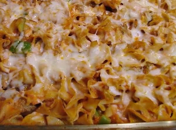 Beef Noodle Casserole Recipe