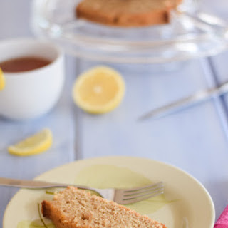 Lovely Luscious Lemon Bread.