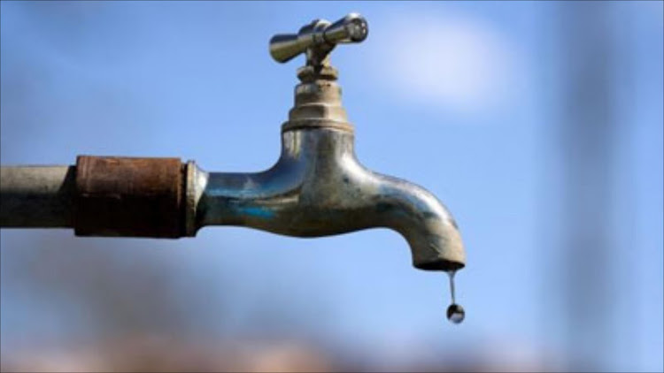 R554m has gone down the drain due to leaks and failing infrastructure in Eastern Cape.