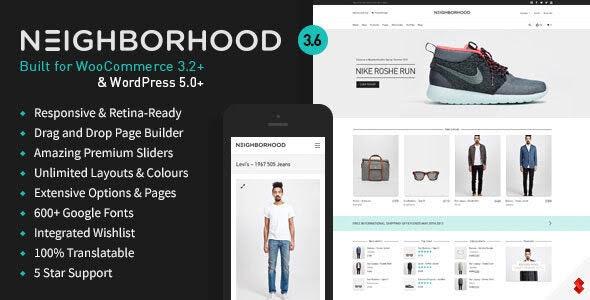 Neighborhood-theme-wordpress-ban-hang-tot-nhat