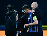 """Feestje in de kleedkamer van Club Brugge na Champions League-wedstrijd: """"Shirt uit en zwaaien!"""""""