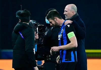 """Philippe Clement, coach souriant: """"C'était meilleur que lors du match aller"""""""