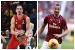 ? Heeft Ibrahimovic een geheime halfbroer die basketbal speelt voor Bayern München? Zlatan komt met heerlijk antwoord