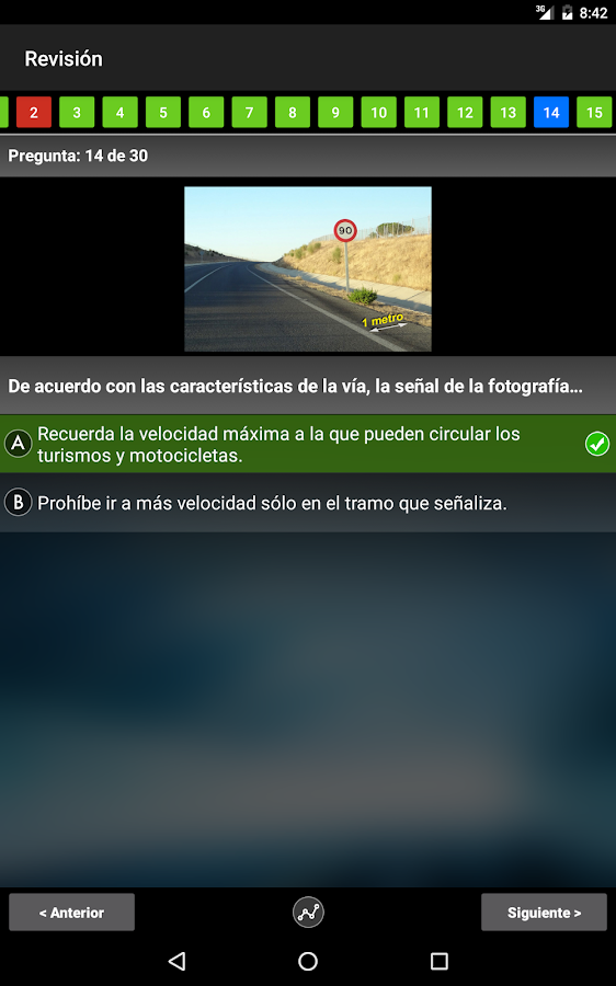 Test Autoescuela DGT Gratis. Test de Conducir- screenshot