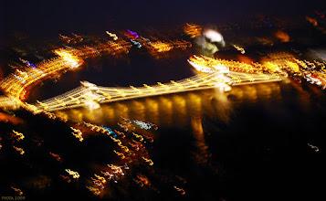 Photo: Most Łańcuchowy - zabawa ze światłem (52)