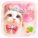 (FREE) GO SMS PRO SALLY THEME icon