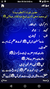 Khatam E Qadria- screenshot thumbnail