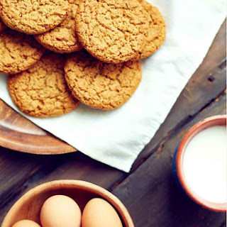 Ginger Snaps Recipe