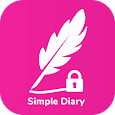 Diary: Secret Journal with Lock, Daily Agenda