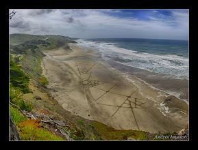 Photo: 'Cracks II' 2012 Half Moon bay, CA