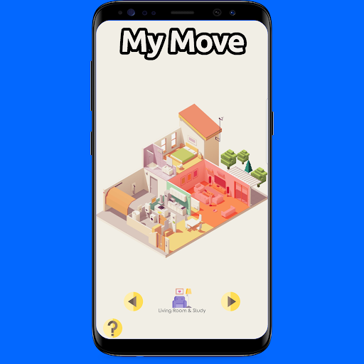 My move: list and inventory of objects 1.0.12 screenshots 1