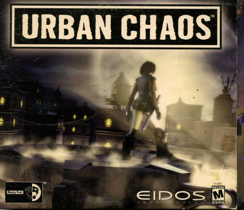 Video game:Urban Chaos — Google Arts & Culture