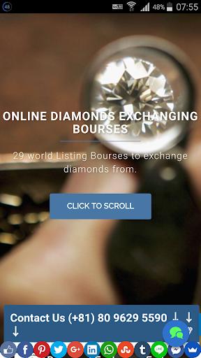 DIAMOND EXCHANGE 1.1 screenshots 1