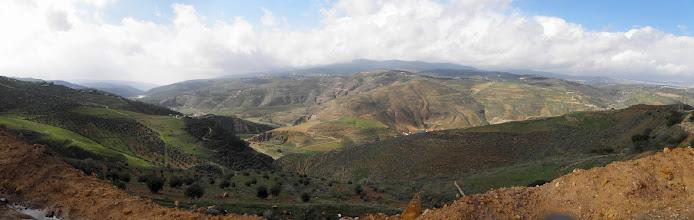 Photo: Jordan countryside