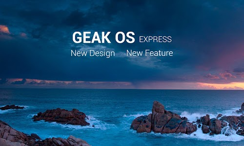 GeakOS Express v1.0.15006