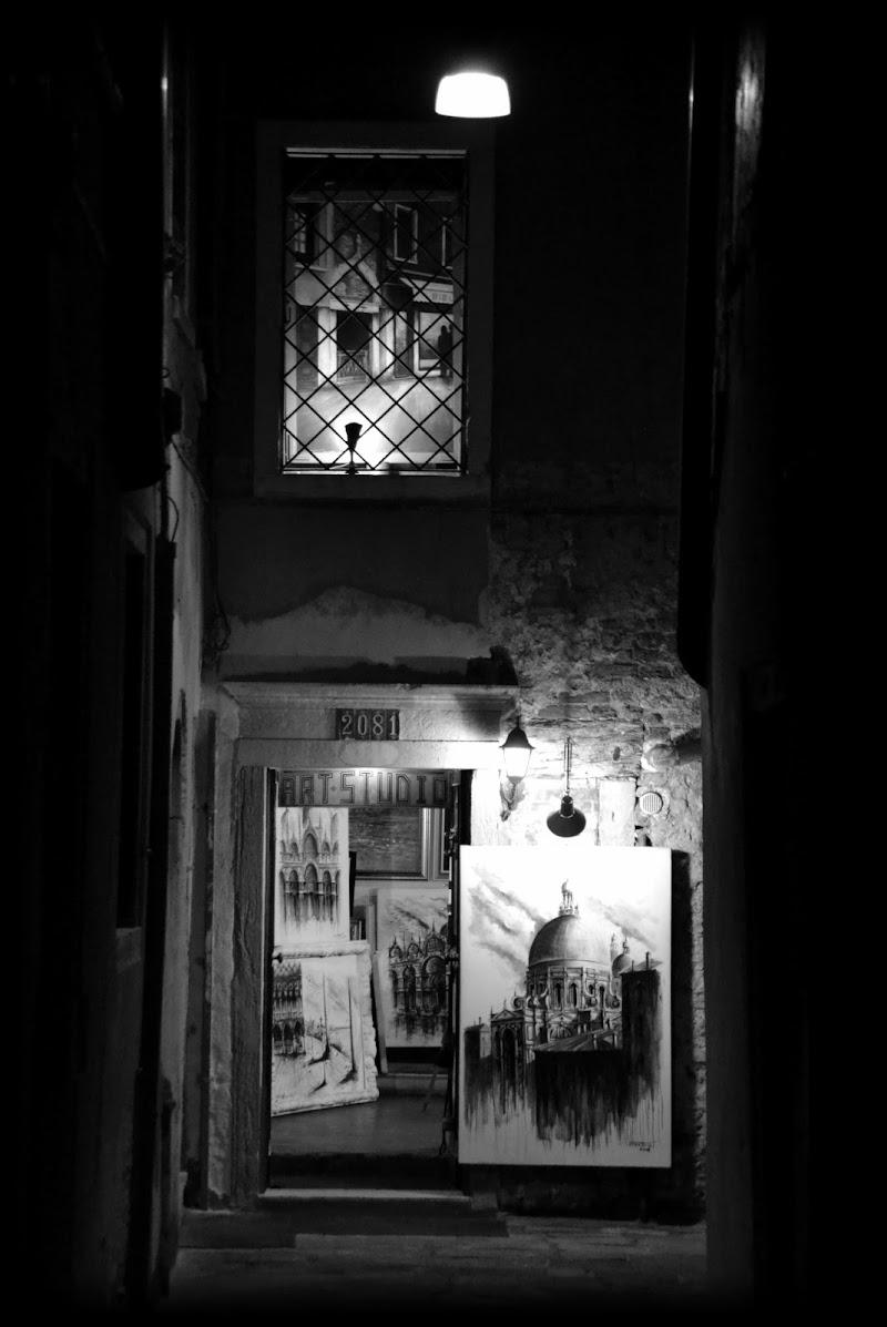 ....e bello  perdersi a Venezia di cristinababuder