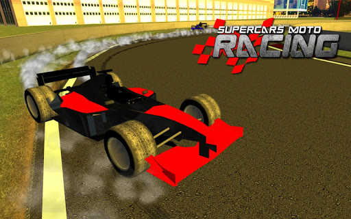 SuperCars Moto Racing