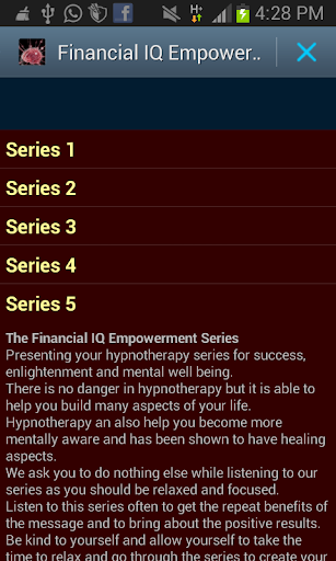 Financial IQ Empowerment