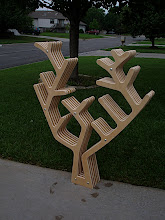 Photo: Tree Bookcase