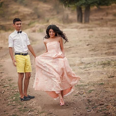 Fotógrafo de bodas Sarvar Azimov (sarvarazimov). Foto del 05.08.2017
