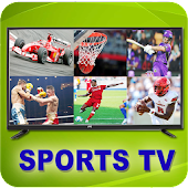 Sports TV - Football TV Live ISL,guide Cricket TV