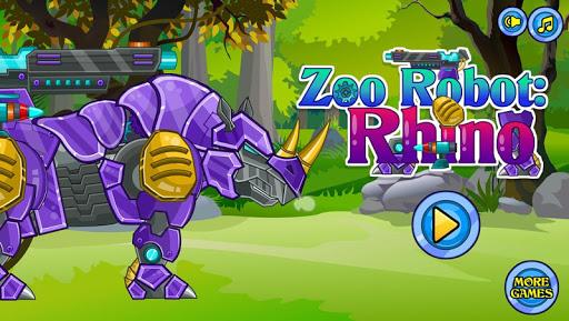 Zoo Robot:Rhino