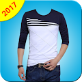 Men T-Shirt Photo Suit Montage 2017 APK