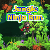Jungle Ninja Run