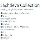 Sachdeva Collection, Sadar Bazar, Gurgaon logo