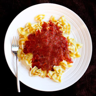 Champagne Pasta Sauce Recipes