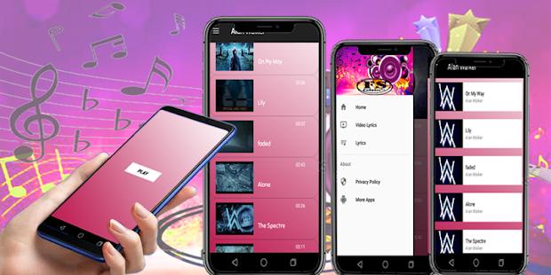 Alan Walker Top Video Album Apps On Google Play