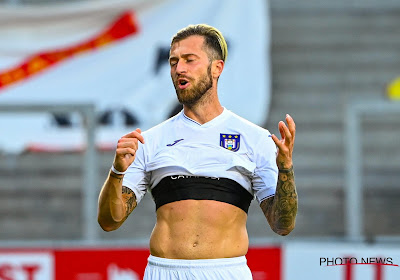 Anderlecht: Peter Zulj sur le départ?