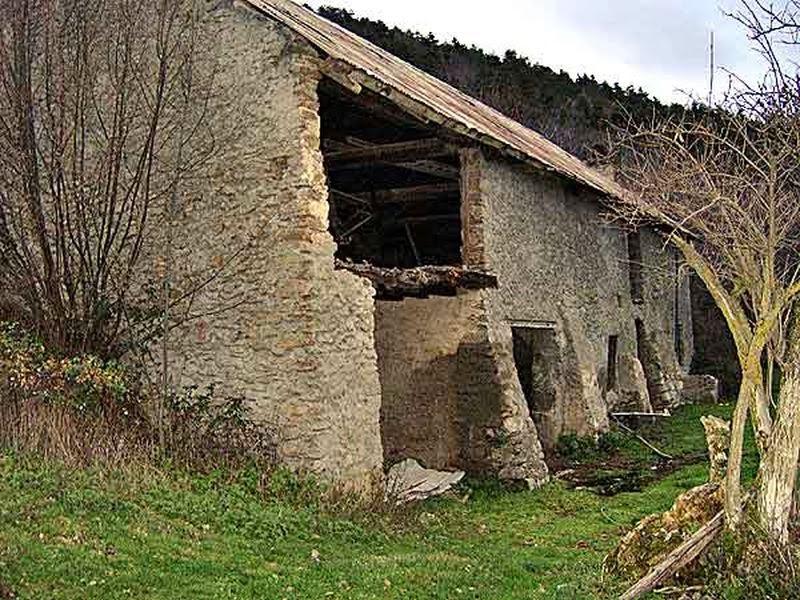 La bergerie de Champ Seleroux