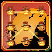 Halloween Pattern Screen Lock