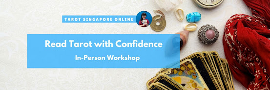 Read Tarot with Confidence workshop: September edition