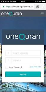 oneQuran - náhled