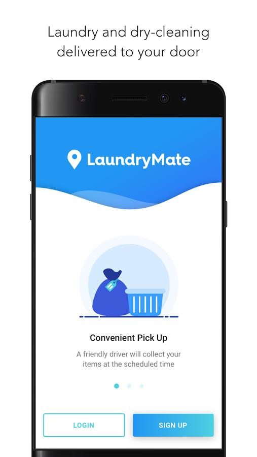 LaundryMate - Laundry & Dry Cleaning Delivery- screenshot
