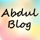 Abdul Blog for PC-Windows 7,8,10 and Mac