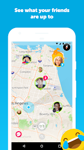 Zenly - your social map - náhled