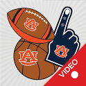 Auburn Tigers Animated Selfie Stickers icon