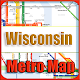 Download Wisconsin USA Metro Map Offline For PC Windows and Mac