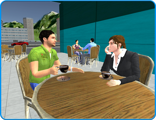 Blind Date Simulator Game 3D android2mod screenshots 7