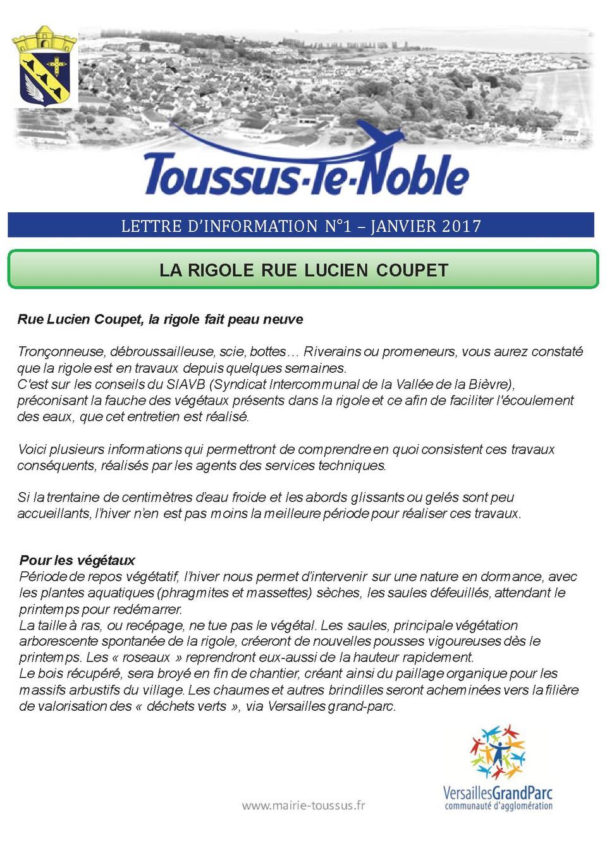 newsletter janvier n°1-1