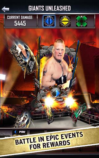 WWE SuperCard – Multiplayer Card Battle Game screenshot 18