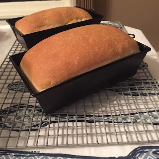 Easiest Homemade White Bread, ….. Seriously!.