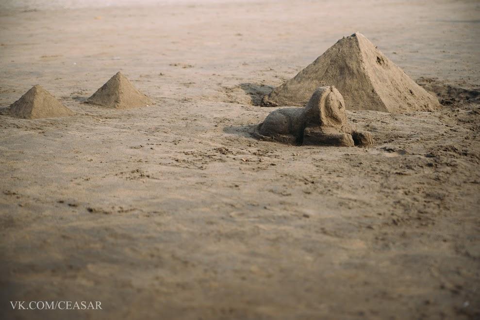 Пляж Арамболя, Гоа