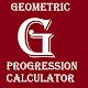 Geometric Progression Calculator Download for PC Windows 10/8/7