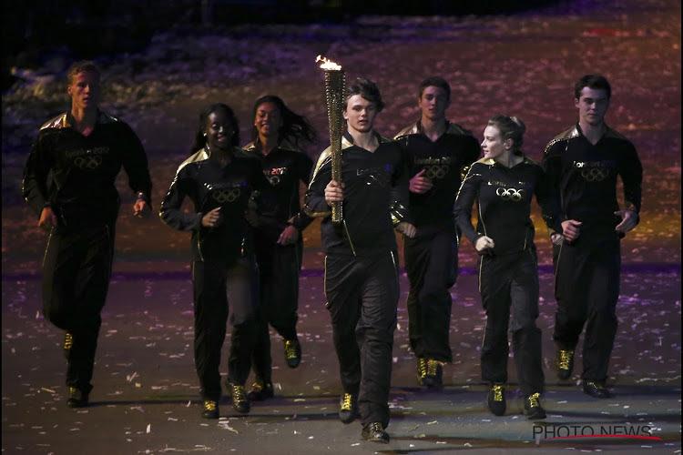 Hoe zou het nog zijn met de acht toortsdragers van Olympische Spelen 2012? In Tokio zouden ze er allemaal staan volgens de voorspellingen ...