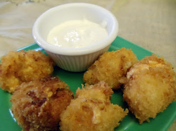 Fried Cheese Balls Recipe